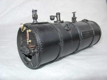 A Cornish boiler of the kind used at the Meldreth cement works | howmechanismworks.com