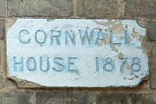 Cornwall House | Colin Newell
