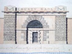 Cambridge County Gaol, built 1802 and in use until 1915 | Victorian Crime and Punishment: vcp.e2bn.org