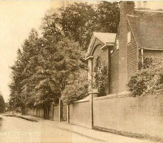 Meldreth Court, High Street, Meldreth. c.1930 | Photo supplied by Ann Handscombe