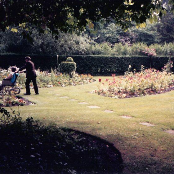 Garden Open Day, 1986