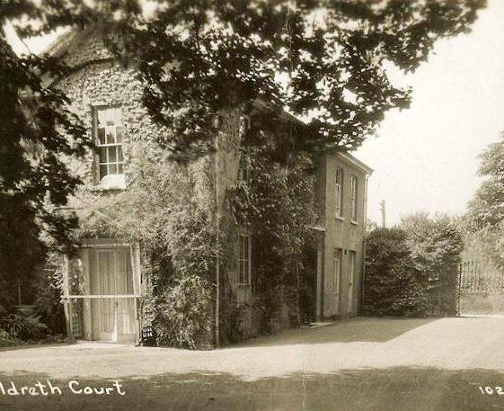 Meldreth Court, High Street, Meldreth. 1930 | Photo supplied by Ann Handscombe