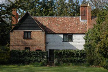 Rear of Meldreth Manor 2008   Joan Gane