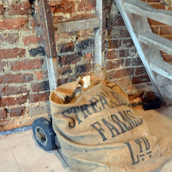 Ground floor, December 2013   Photograph by Kathryn Betts