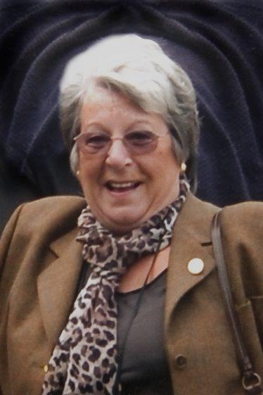 Dorothy Burlton | Photograph supplied by Tony Burlton