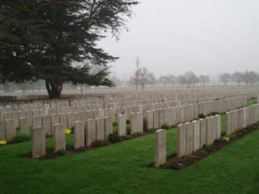 Cerisy-Gailly French National Cemetery on the Somme | Commonwealth War Graves Commission