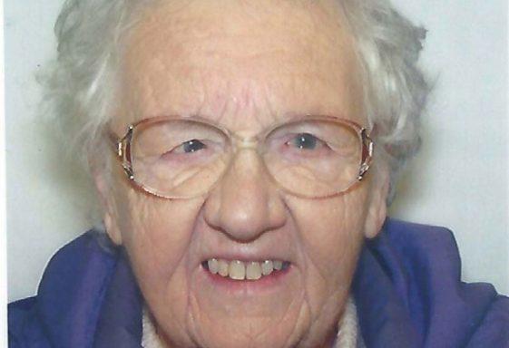 Eileen Jacklin 1923 -2013