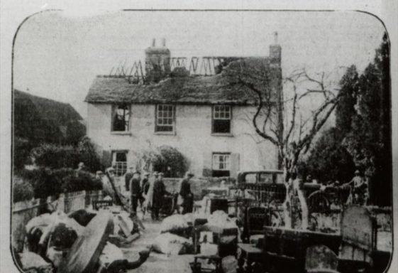 1929 Fire