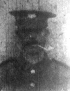 Private Ernest Abrey | Royston Crow, 21st July 1917