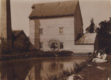 Flambards Mill, early 1900s