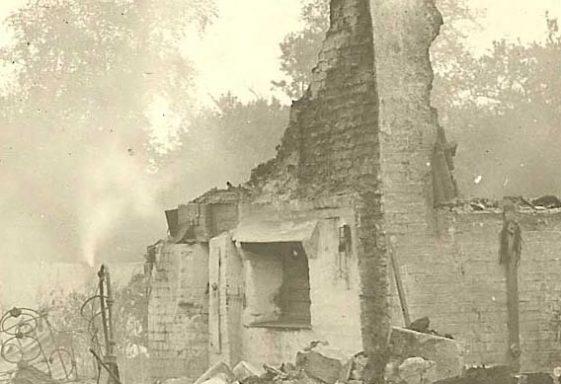 1891 Fire