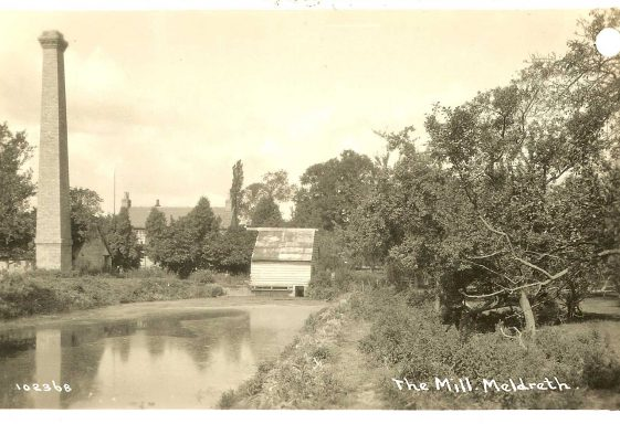 Flambards Mill/Sheldrick's Farm in the 1940s