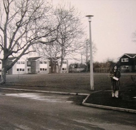 Flambards Close in 1974 | Photograph supplied by Alison Chalkley
