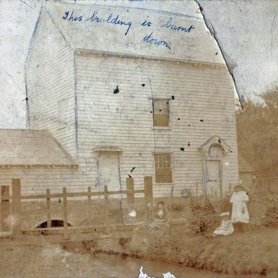 Flambards Mill, c.1910 | Cambridge Archives croc.ph.P117 28 31