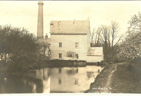 Flambards Mill