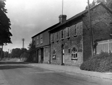 Site of the Gas Works; Station Road, Melbourn | Pictorial Melbourn; The Melbourn Village History Group