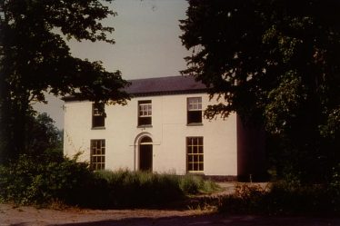 The Grange c. 1956 | Photograph courtesy of Ann Handscombe