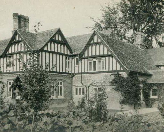 The Gables, 1926 | Photograph courtesy of Teddy Handscombe