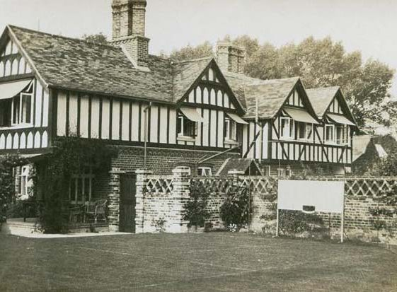The Gables, July 1926 | Photograph courtesy of Teddy Handscombe
