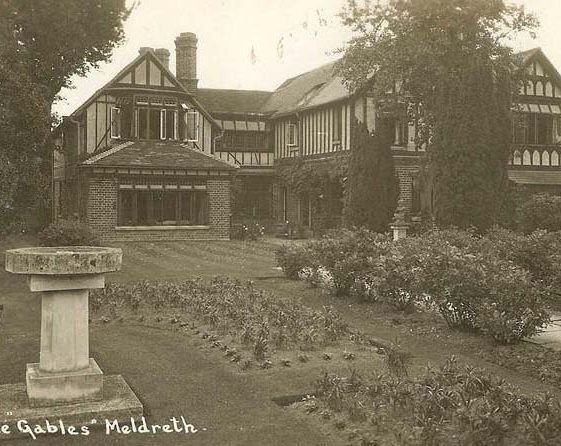 The Gables c. 1930 | Bell's Postcard supplied by Ann Handscombe