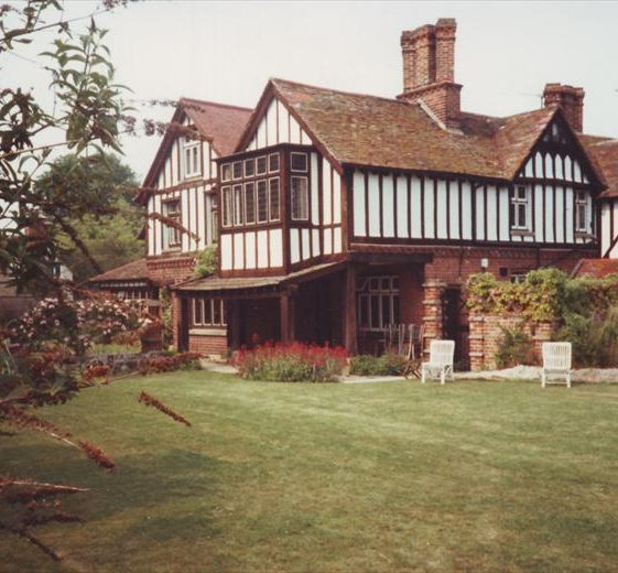 The Gables, c. 2000 | Photograph courtesy of Ann Handscombe