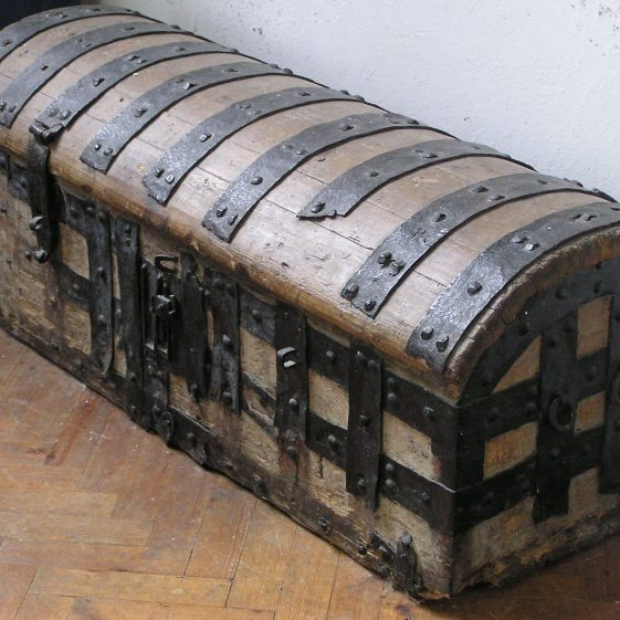 15thc or 16thc(?)  parish chest | Peter Draper