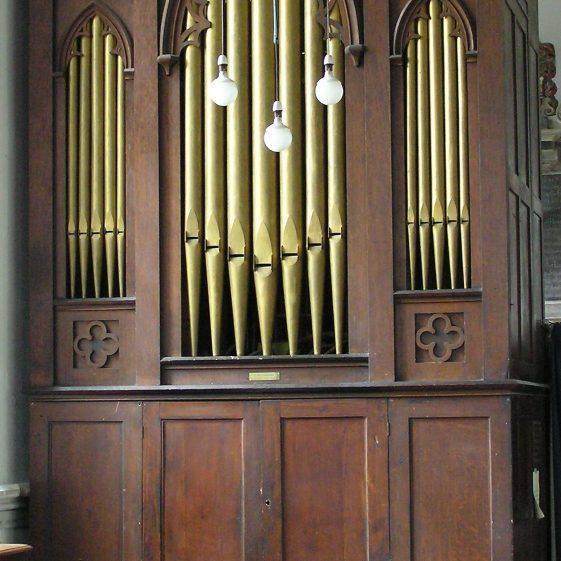 Organ | Peter Draper
