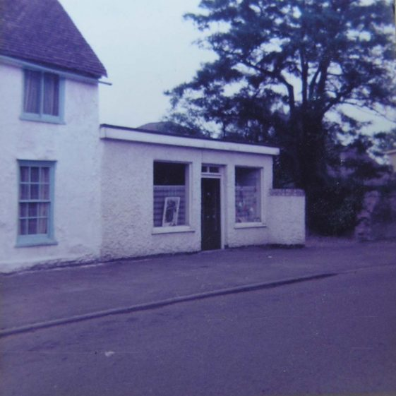 The Hairdressers, 1977 | Meldreth WI
