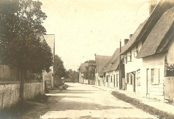 1908 Fire