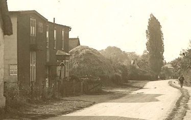 Hope Folly, Whitecroft Road, Meldreth (since demolished) | Photograph supplied by Ann Handscombe