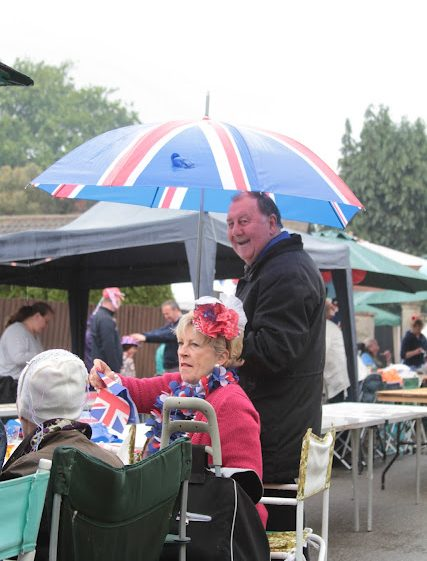Diamond Jubilee Street Party | Photograph by Malcolm Woods
