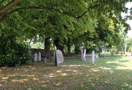 Holy Trinity Churchyard: the Headstones