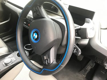 BMW i3 interior | Richard Remnant