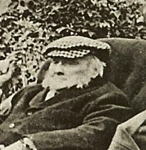 JG Mortlock, Victorian landowner and London businessman, 1910. He was called as a witness in the proceedings   photo supplied by Tim Gane