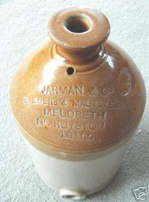 Jarman's Jar | Property of 'Gilly' Gilham
