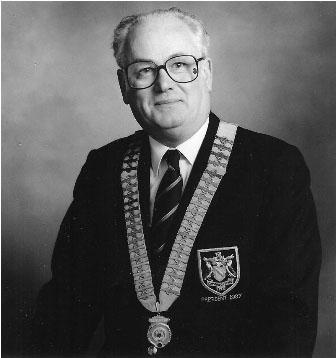 John Chalkley | Photograph provided by Barbara Chalkley