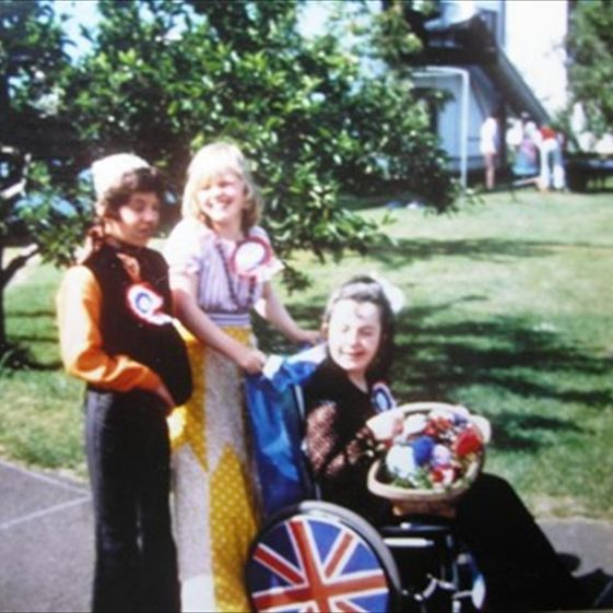 The Queen's Jubilee celebrations at Meldreth Manor School | Meldreth WI scrapbook