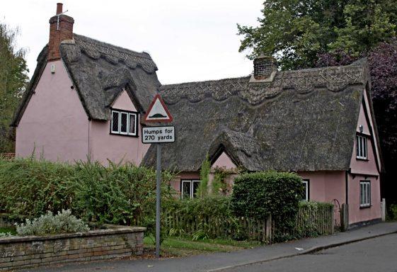 Keys Cottage, High Street