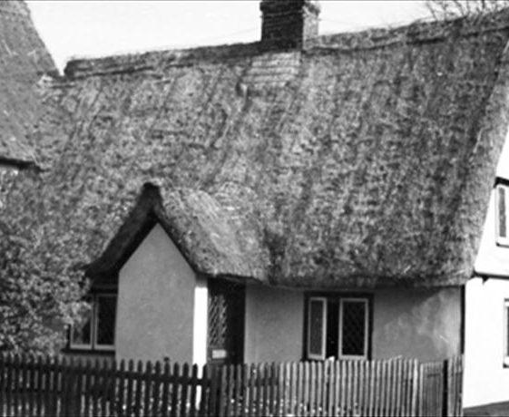 Keys Cottage, High Street, Meldreth. c.1955 | Photo supplied by Enid Martin