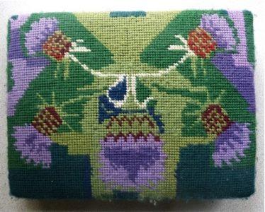 Helen Walford | Tent stitch