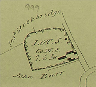 The Sale of Lot 5 in 1833 | Cambridgeshire Archives