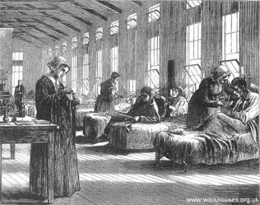 London Fever Hospital, Hampstead, 1872, re-opened December 1870 after a major small pox epidemic | workhouses.org.uk