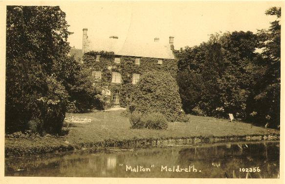 102356 Malton, Meldreth<br> Postmarked 1926 | Bell's postcard supplied by Joan Gane