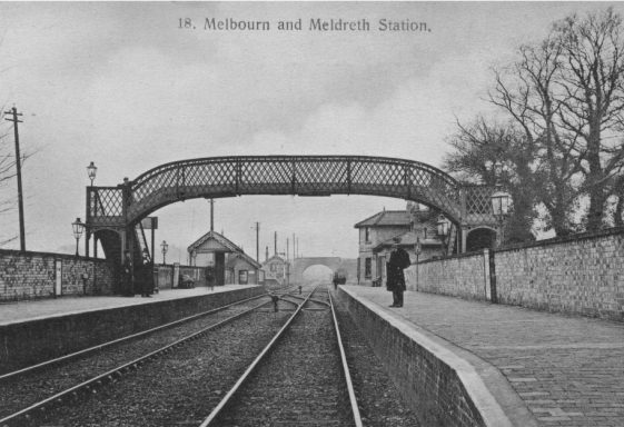 The Bridges at Meldreth Station