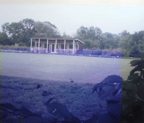 Meldreth Bowls Clubhouse 1977 | Meldreth W.I.