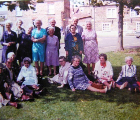 Meldreth Good Companions Chhairman Mrs D Powles, Sec. Mrs  M Adams, Treas. Mrs R Farnham | Meldreth W.I.
