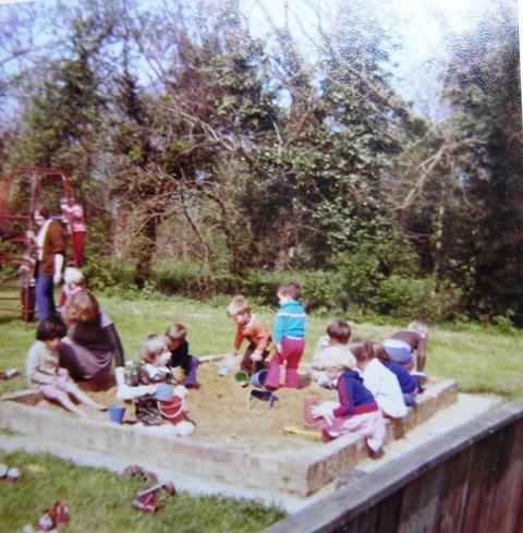 Meldreth Playgroup at Primary School | Meldreth W. I.