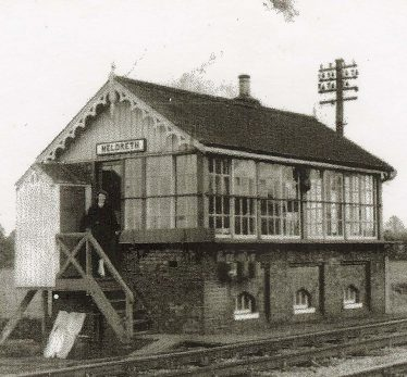The Meldreth Signal Box