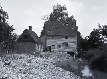 Topcliffe Mill, c. 1949 | E M Gardner, reproduced with kind permission of The Mills Archive Trust