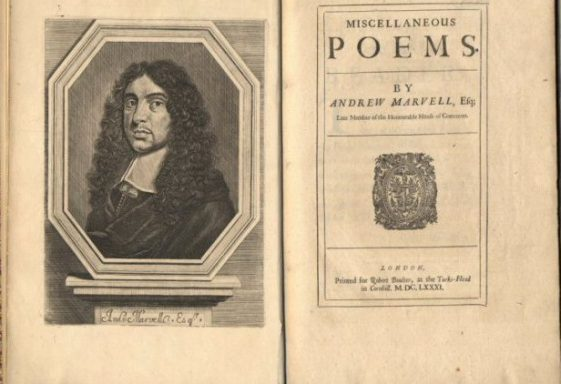 Andrew Marvell (1621 - 1678)
